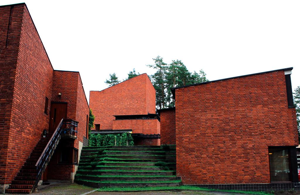 Figure 1. Landscape as a Conceptual Space for Architecture  Shifting