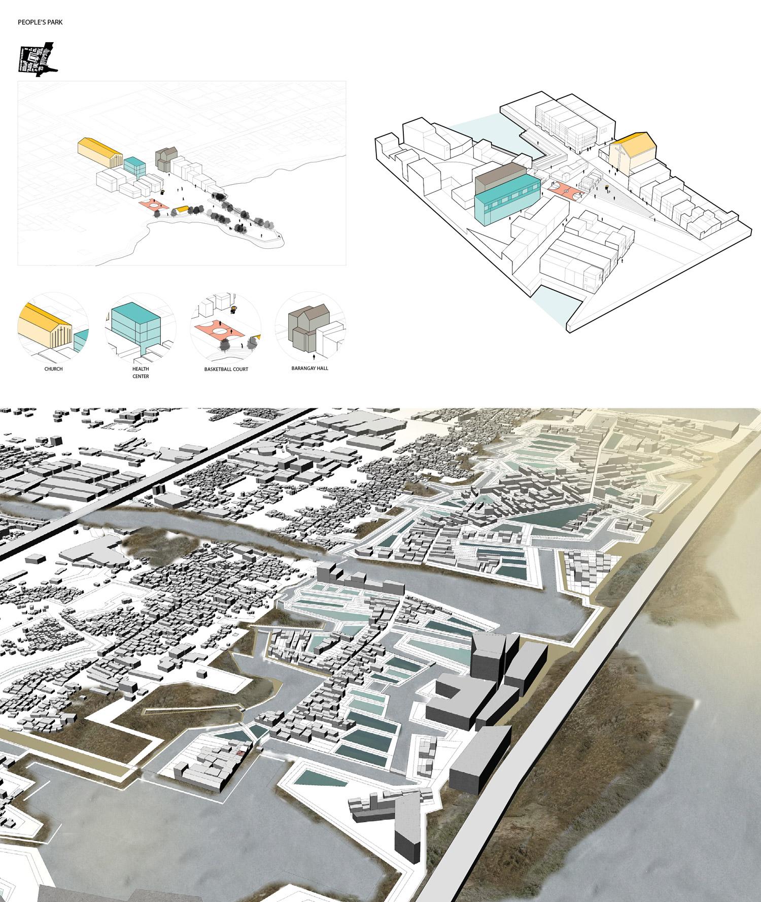 Resilient Edges: Exploring a Socio-Ecological Urban Design